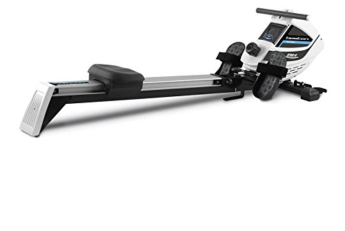 BH Fitness - Boston R307 - Máquina de remo para fitness plegable. ejercicios triceps biceps