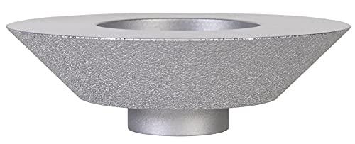 Rubi Pro Edger Jolly - Fresa de diamante (45°, fino hasta 20 mm de grosor)