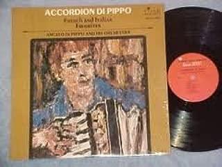 Accordion Di Pippo French And Italian Favorites