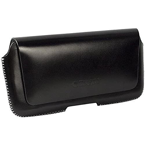 Krusell® Gürteltasche Hector 5XL für iPhone 6 Plus 7 Plus 8 Plus Galaxy S8 Plus Galaxy S9 Quertasche, schwarz