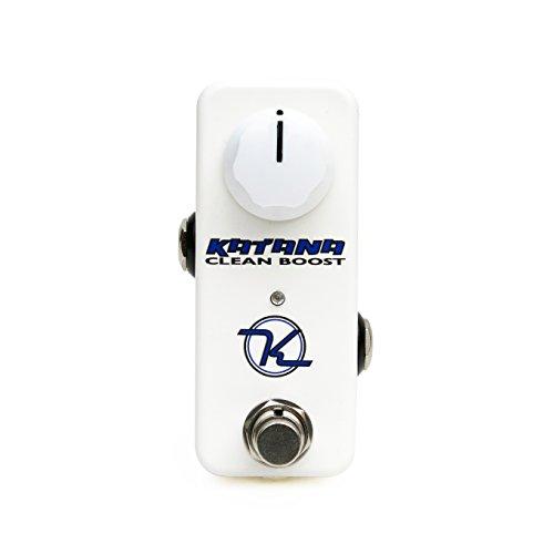 Keeley Katana Mini Boost · Pedal guitarra eléctrica