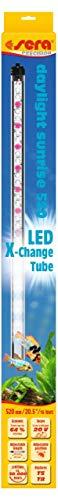 Sera LED daylight sunrise 520 mm / 16 W, Silber