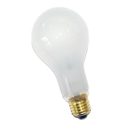 1 x Glühbirne 200W MATT E27 stoßfest Glühlampe Birne 200 Watt