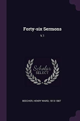 40-6 SERMONS: V.1
