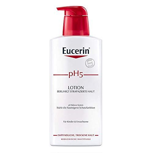 Eucerin pH5 Lotion m.Pumpe empfindliche Haut, 400 ml