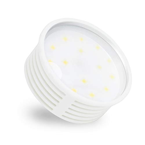 SSC-LUXon dimmbares & flaches LED Modul FM-1 mit 5W, warmweiß, 110° Abstrahlwinkel, 230V