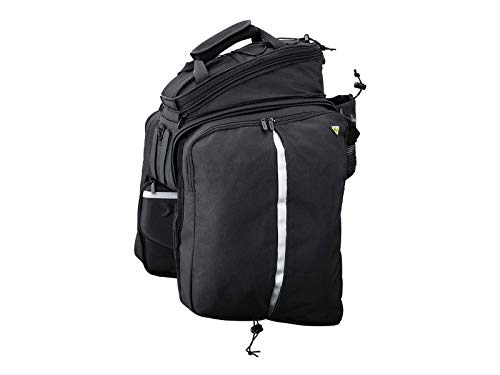 Topeak Velcro Strap Version Dxp Trunk Bag with Rigid Molded...
