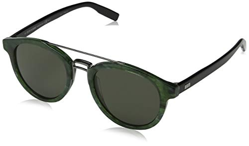 Dior BLACKTIE231S 70 UHP Gafas de sol, Verde (Grnmarble Bk/Brown), 51 para Hombre