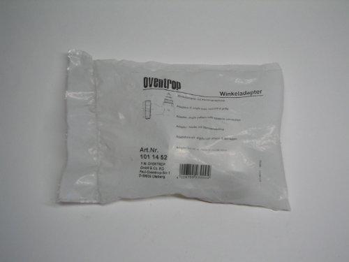 Oventrop Thermostatkopf Winkeladapter / Klemmverbindung