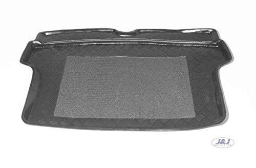 J&J AUTOMOTIVE   Tapis de Coffre Antidérapant Compatible avec Peugeot 308 SW 2008-2012