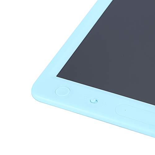 Gatuxe Tablero de Doodle, Tablero de Escritura Tableros de Escritura educativos Juguetes Tableta de Escritura LCD Colorida Tablero electrónico de LCD Escritura audaz para Aprender Juguetes de(Blue)