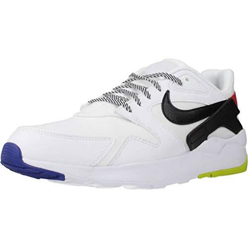 Nike LD Victory, Zapatillas para Hombre, Cactus Blanco/Negro-Rojo-Brillante, 43 EU