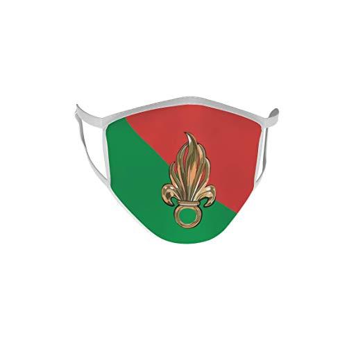 U24 Behelfsmaske Mund-Nasen-Schutz Stoffmaske Maske Französische Fremdenlegion