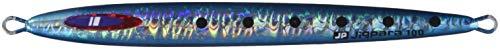 メジャークラフト メタルジグ ジグパラバーチカルロングスロー JPVLS-250#07 ZEBRA GLOW 250g