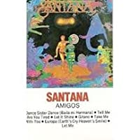 Amigos by Santana ( Cassette)