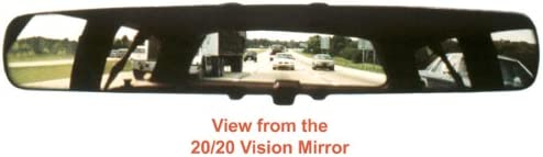 20 Vision Panoramic Rear View inches - 13 Sale special price Mirror Ranking TOP5