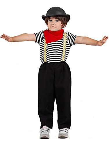 DISBACANAL Disfraz de torero para Bebe - 36 Meses