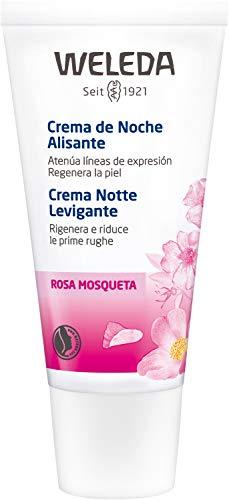 WELEDA Crema de Noche Alisante de Rosa Mosqueta