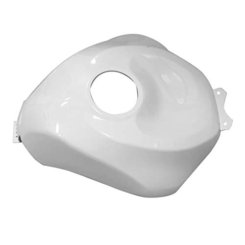 ZXMT Unpainted ABS Injection Gas Tank Cover Fairing Motorcycle Fairings for Kawasaki Ninja ZX6R 2019 2020