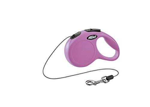 flexi New Classic XS Seil 3 m pink für Hunde bis 8 kg