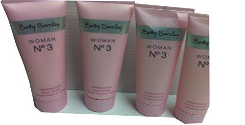 Betty Barclay No3 Set 2 x Duschgel + 2 x Bodylotion