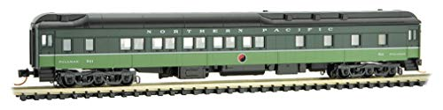 Micro-Trains MTL N-Scale Heavy Sleeper Passenger Car Northern Pacific/NP #701