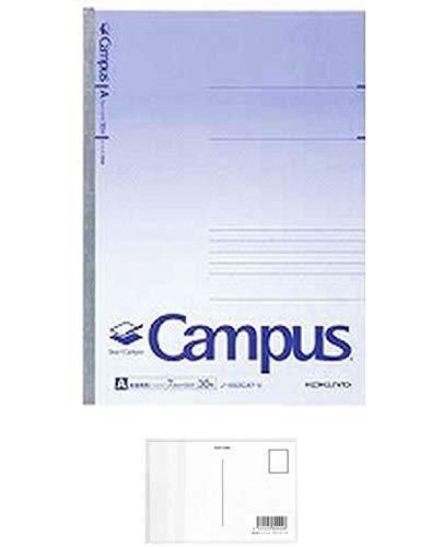 スマートキャンパス A罫(ドット入り) セミB5(6号) 罫幅7mm 30枚 品番:ノ-GS3CAT-V 注文番号:64274430 メーカー:コクヨ + 画材屋ドットコム ポストカードA