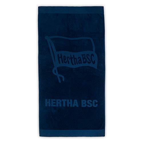 Hertha BSC Berlin Strandtuch (one size, blau)