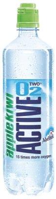 Active O2 0,75l, Apfel/Kiwi - 8 x 0,75l