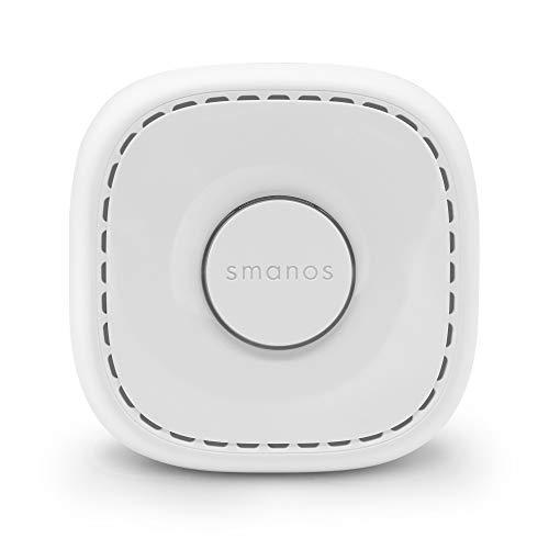 SMANOS W220 Smart Home WiFi Alarm System, weiß