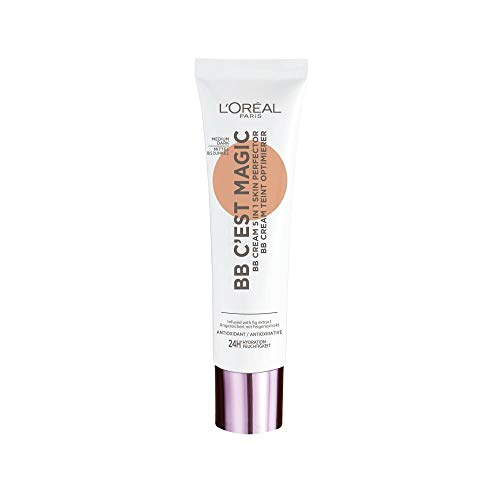 L'Oréal Paris C'est Magic BB Cream, 05 Medium Dark