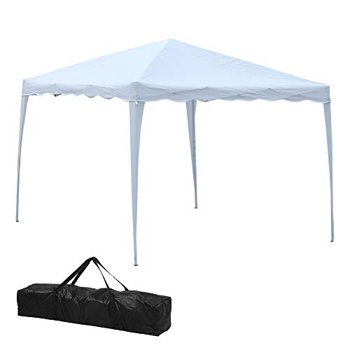 Cocoarm Replacement Roof For Pavilion Folding Pavilion 3x3m Waterproof Foldable Pavilion Canopy Patio Pavilion Shelter Tent Outdoors,Elegant and Simple Design