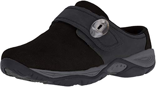 Easy Spirit Women's Equip Mule, Black, 6