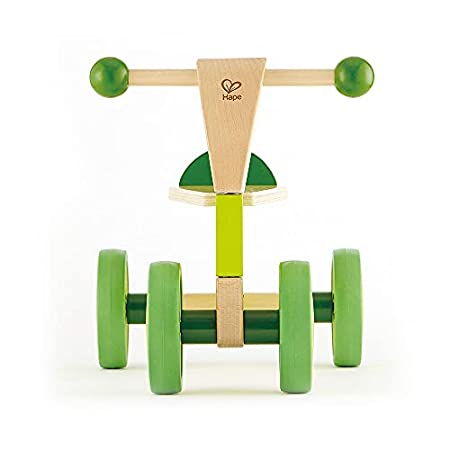 Hape Rutschrad aus Holz