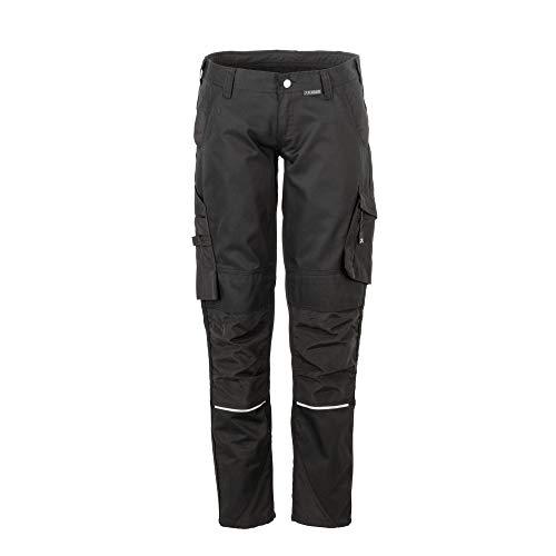 Größe 42 Damen Planam Norit Damen Bundhose schwarz Modell 6410