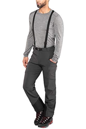 Black Diamond M Dawn Patrol Pants Herrenhose XL Rauch