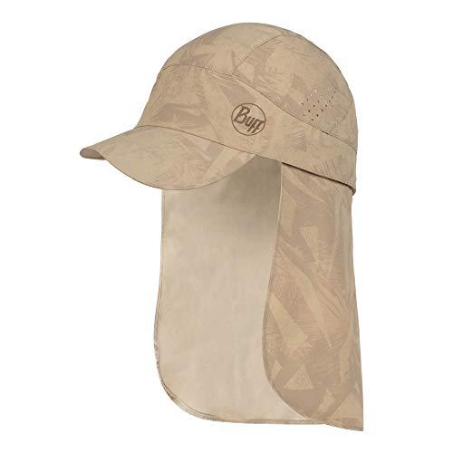 Buff Pack Sahara Cap, Unisex adulto, AÇAI Sand, S-M