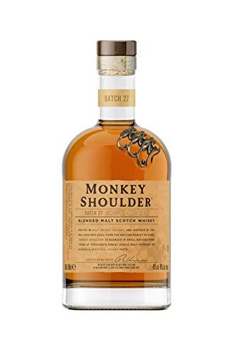 Le whisky Triple Malt Monkey Shoulder
