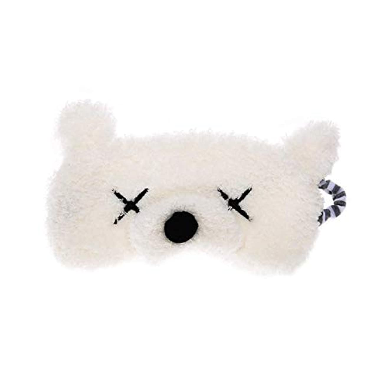 標準護衛ラベンダーNOTE スーパーソフト漫画アイカバー睡眠マスクアイパッチかわいい猫クマ旅行目隠しシールド両面豪華なアイシェード睡眠昼寝エイド