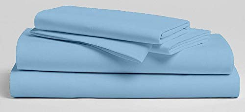 Queens Land Home 100% Brushed Cotton Flannelette Flat Sheets, Pillowcases...