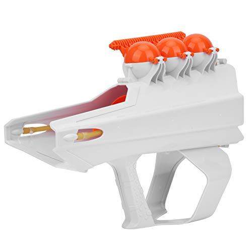 Weiyiroty Fabricante de Bolas de Nieve, Pistola lanzadora de Bolas de Nieve, plástico para Adultos interesantes Que lanzan Bolas de Nieve para Hacer Bolas de Nieve para niños