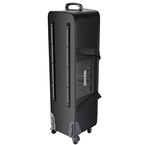 Neewer Photo Studio Equipment Case Rolling Bag 40.1x11.8x11.8 inches/102x30x30cm Trolley Carrying Case for Light Stand, Tripod, Light, Umbrella, etc