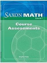 Saxon Math, Course 1, Course Assessments