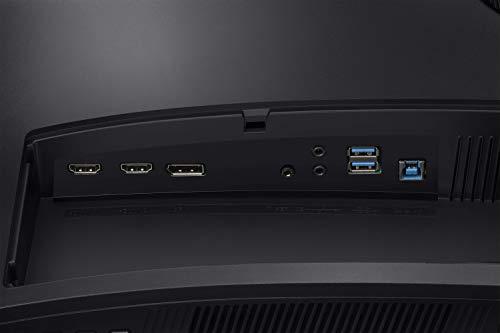 Samsung LC27HG70QQUXEN 68,4 cm (26,9 Zoll) Monitor (HDMI, USB, 1ms Reaktionszeit) schwarz - 14