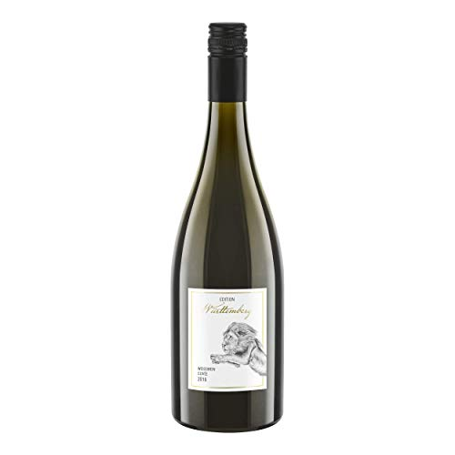 Württemberger Wein Weißwein QbA trocken Cuvée (1 x 0.75 l)