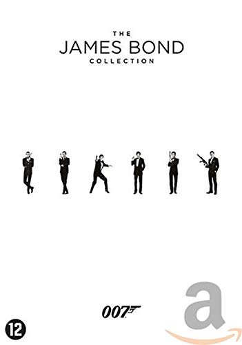(nuovo) The James Bond Collection (23DVD)