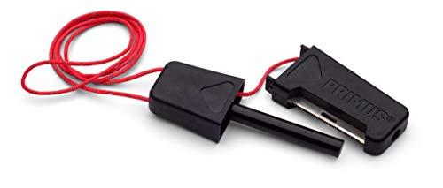 Primus Unisex– Erwachsene Zündstahl-791222 Zündstahl, schwarz, 8cm