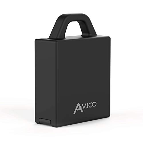 Ambrogio Robot 030Z22500A Device IoT Amico, 3 V, Nero