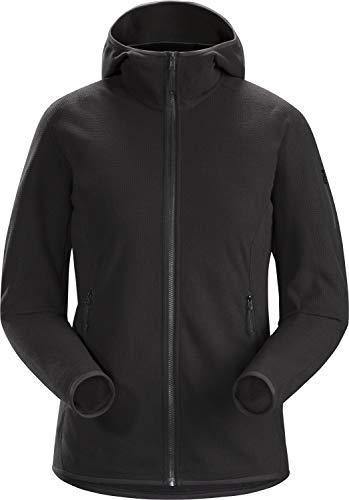 Arc'teryx Arcteryx Delta Lt Hoody Damen-Sweatshirt XL Schwarz
