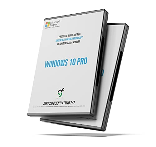 Windows 10 pro - ATTIVAZIONE ONLINE 32 | 64 bit
